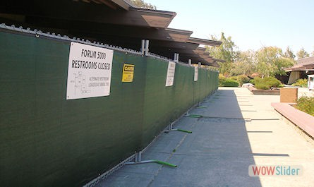 Fencing at Foothill College #2